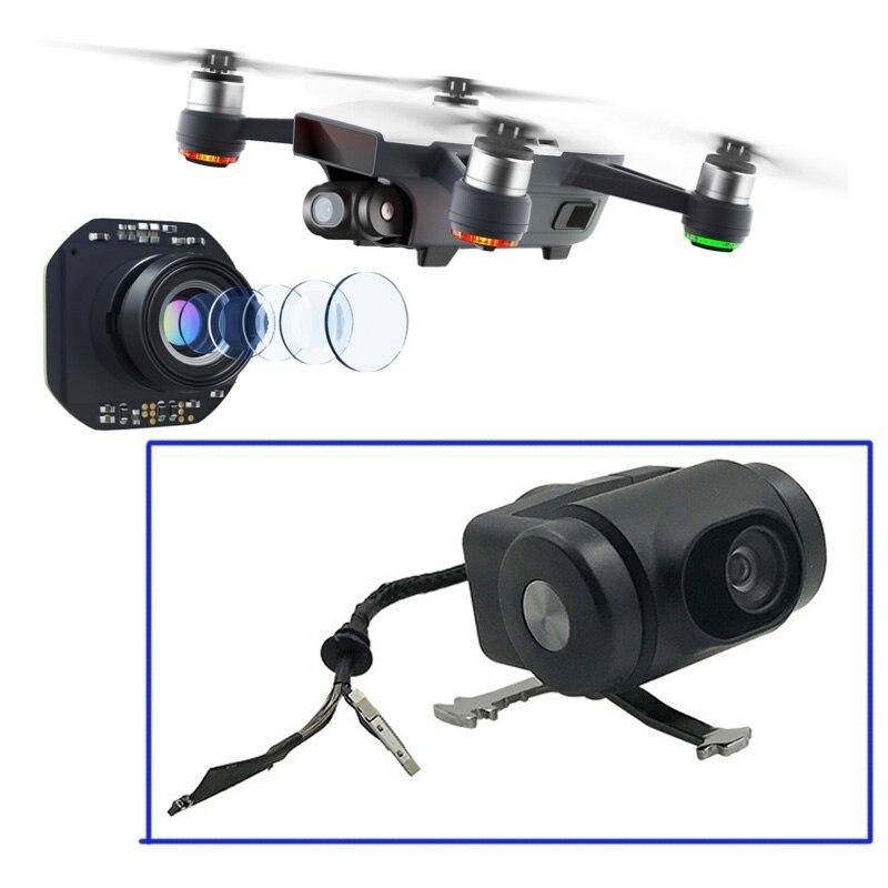 DJI Spark cardan caméra 12MP FPV HD 1080 p pièce de réparation remplacement Drone accessoires composants d'origine