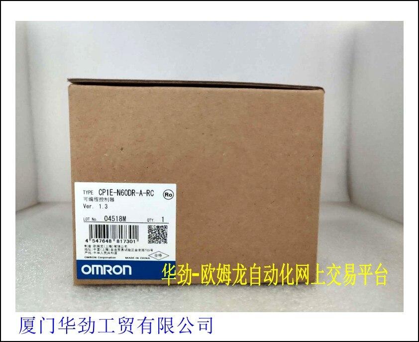 CP1E-N60DR-A-RC   Programmable Controller