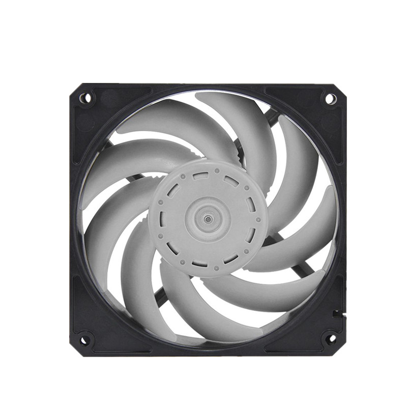 Scythe Gentle Typhoon GT1850 2150 3000 PWM envelope 12cm Cooling Fan cold row the gentle grafter