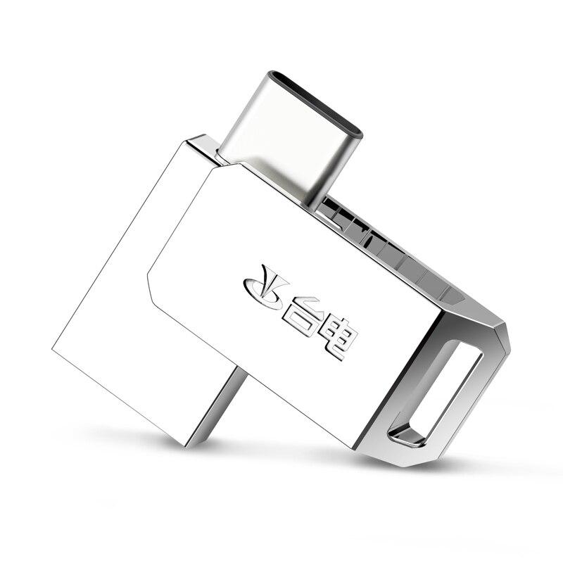 Teclast USB Flash Drive 16 GB USB 3.0 տիպի Memory Stick Dual Plug - Արտաքին պահեստավորման սարքեր - Լուսանկար 2