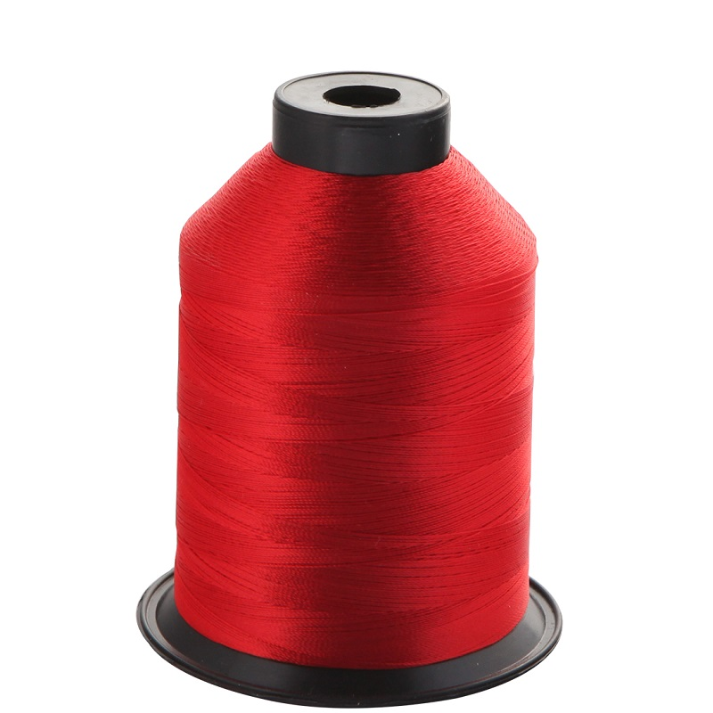 1500M 210D Rod Guide Ring Tying Thread 12colors Rod DIY Repair Braided Line guide refit replacement fasten wrap thread in Fishing Lines from Sports Entertainment