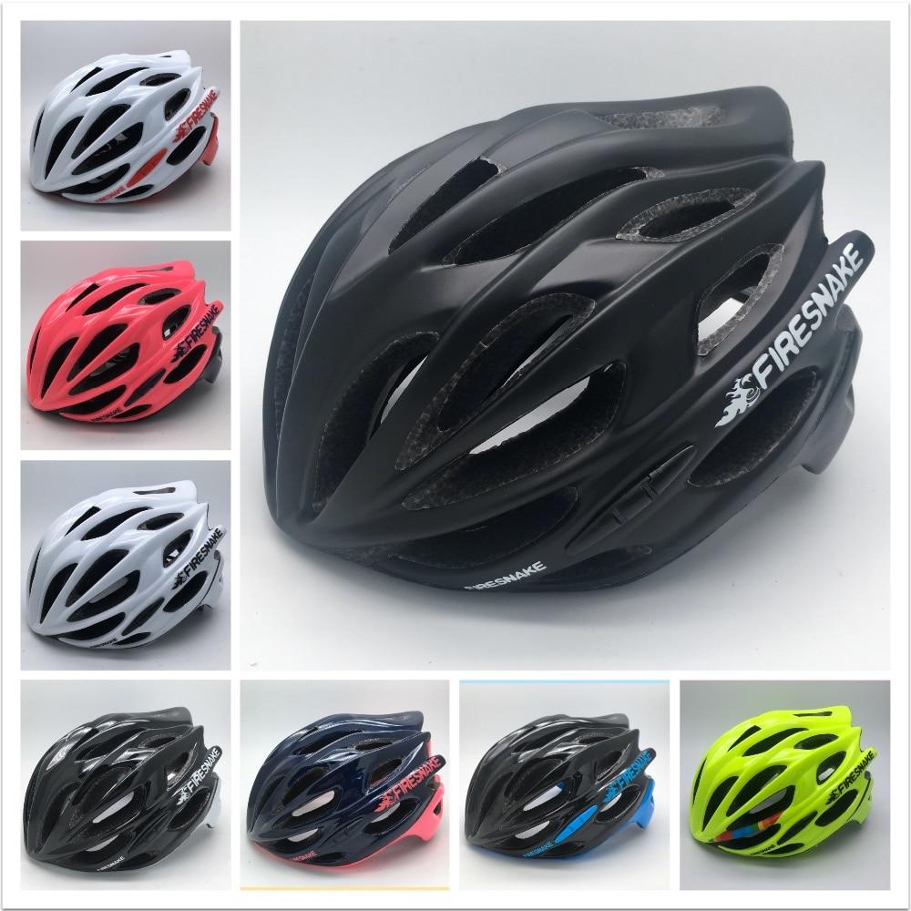FIRESNAKE Super light 220g Integrally-molded cycling helmet Tour de France mojito bicycle parts kraftwerk – tour de france 2 lp