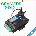 M240 Serie RS232 RS485 Modbus Industrial gprs modem con IO para AMR Telemetría SCADA
