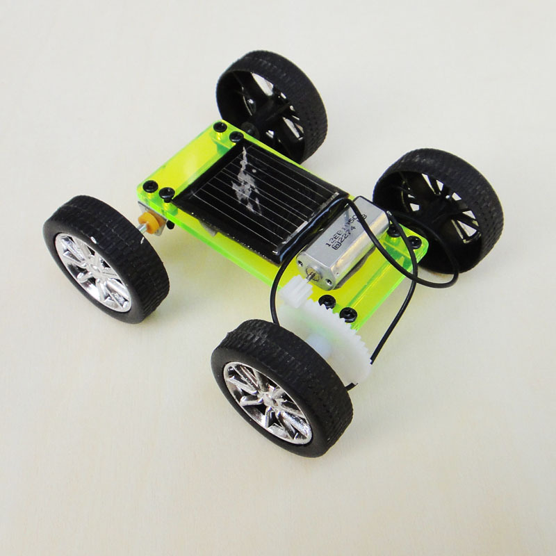 aliexpresscom buy mini solar toy car diy model car technology small production brain toy assembled model from reliable diy model cars suppliers on