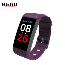 Sport READ R11 Smart Bracelet Waterproof 24 hours Heart Rate Monitor Fitness Tracker Bluetooth Smart Watch for Sports PK TEZER цена и фото
