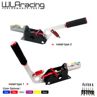 WLR RACING-универсальный гидравлический ручной тормоз E-brake вертикальный/горизонтальные Drift для Honda Civic 2/3/4Dr 1992-1995 WLR3632