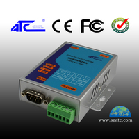 Serial port server RS232 Switch Ethernet to RS485/422 network communication converter ATC 3000