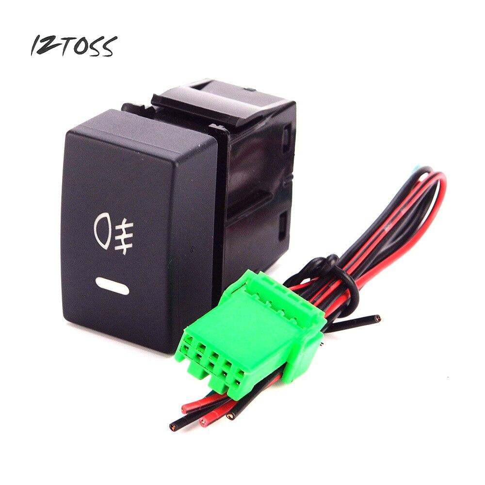 Aliexpress Com   Buy Iztoss Car Foglight Control Switch 4