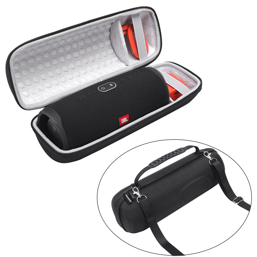 2019 Newest Travel Carrying EVA Protective Speaker Pouch Box Cover Bag Case For JBL Charge 4 Portable Wireless Bluetooth Speaker