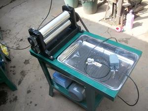 Electrical beeswax foundation machine 74*310mm|machine|machine machine  -