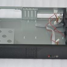 2U серверный чехол для компьютера брандмауэр компьютерный чехол 2U промышленный компьютерный чехол ATX блок питания HTPC чехол для компьютера