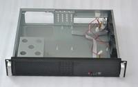2U Server Computer Case Firewall Computer Case 2U Industrial Computer Case ATX Power Supply HTPC Computer Case