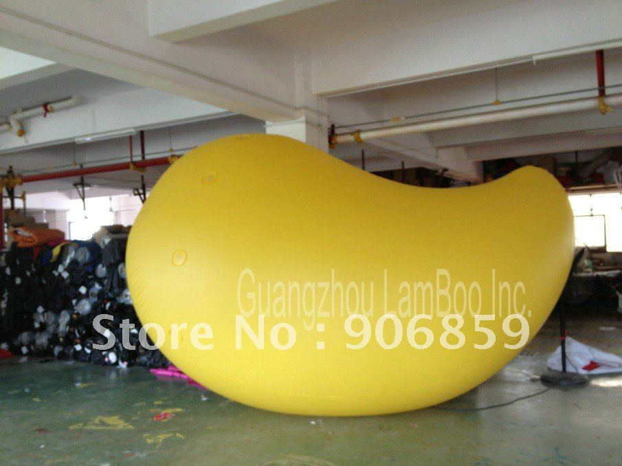 цена на HOT Sale 3.5m Inflatable Mango Balloon for Advertisement/Promotion/ Other Vegetables and fruit shapes can be made