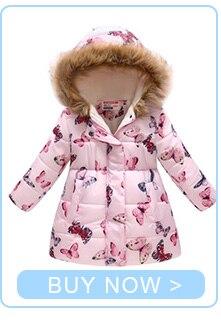 casaco com capuz crianças algodão-acolchoado roupas menino