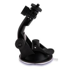 """Support socle voiture automobile daspiration pour Gopro Hero 7/6/5/4/3/3 +/2/1 caméra 1/4 """"noir"""