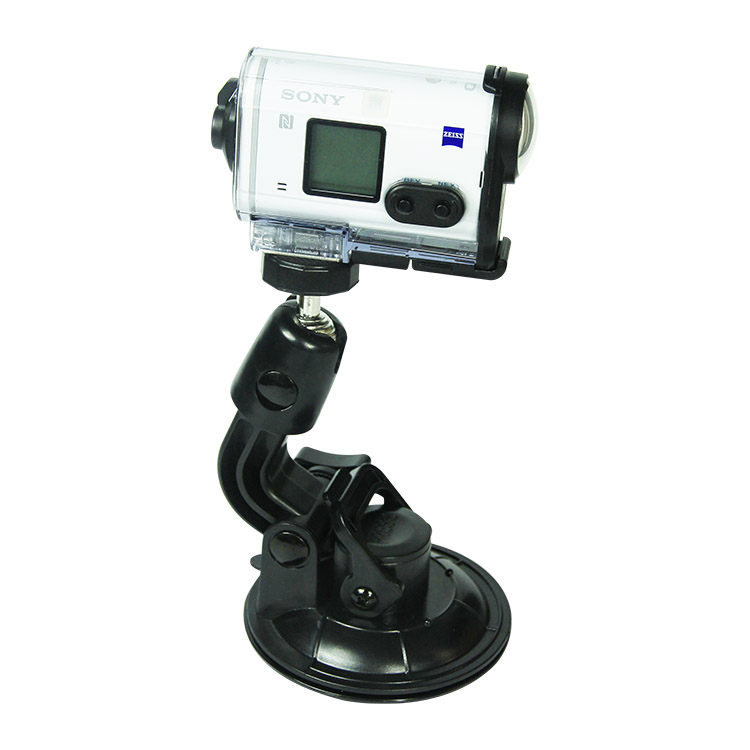 Universal Car Mount Holder Suction Cup Mount Sucker For YI 4K Action Cam for Sony HDR-AS100v AS30v AS15v AS200V AZ1 AccessoriesUniversal Car Mount Holder Suction Cup Mount Sucker For YI 4K Action Cam for Sony HDR-AS100v AS30v AS15v AS200V AZ1 Accessories