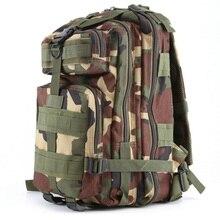 Neue Männer Military Armee Rucksack Trekking Reise Rucksäcke Trekking Camouflage Tasche