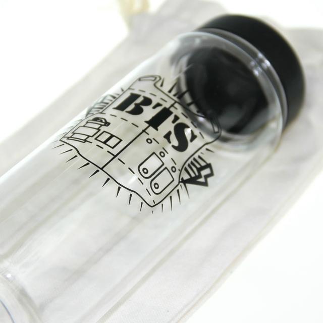 BTS Bangtan Boys Water Bottle Kpop JUNGKOOK JIMIN JIN V SUGA JHOPE IN BLOOM LTT9107