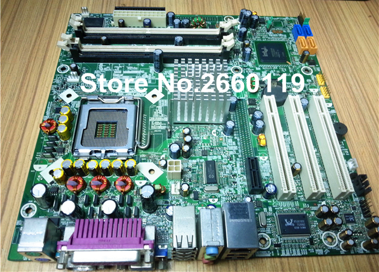 ФОТО Desktop motherboard for HP DX2700 435316-001 433195-001 system mainboard fully tested and perfect quality