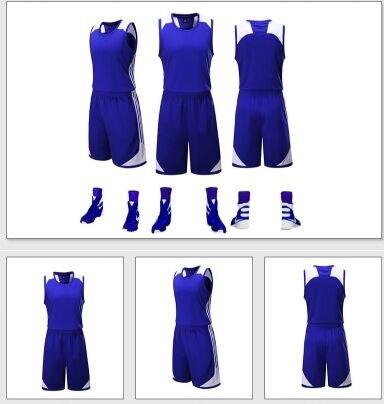 Sports jersey calções de basquete Treinamento de