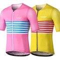 RUNCHITA 2019 Pro команда с коротким рукавом Велоспорт трикотажная велосипедная одежда Ropa Ciclism велосипедная одежда Мужская короткая Майо Culotte