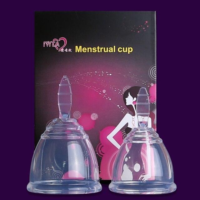 Silicone-menstrual-cup menstrual cup feminine hygiene product vagina care copo menstrual de silicone diva cup