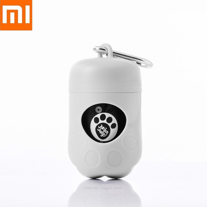 Xiaomi Portable Pet Picking Capsules Easy To Clean Environmentally Biodegradation Friendly Pet Stool Cleaning Bag-in Smart Remote Control from Consumer Electronics