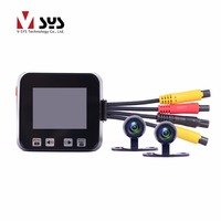 Original Factory Low Price Good Quality Motorcycle Dvr Car Dvt With Dual Lens