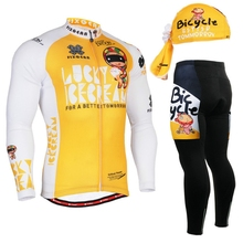 Life on Track bicycle cycling jersey sets mens long sleeve clothing sets bike outdoor sports suit