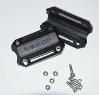 Modified Fits All Motorcycle Bars Installation 25mm Diameter Engine Protection Bumper Decorative Block Dismantling