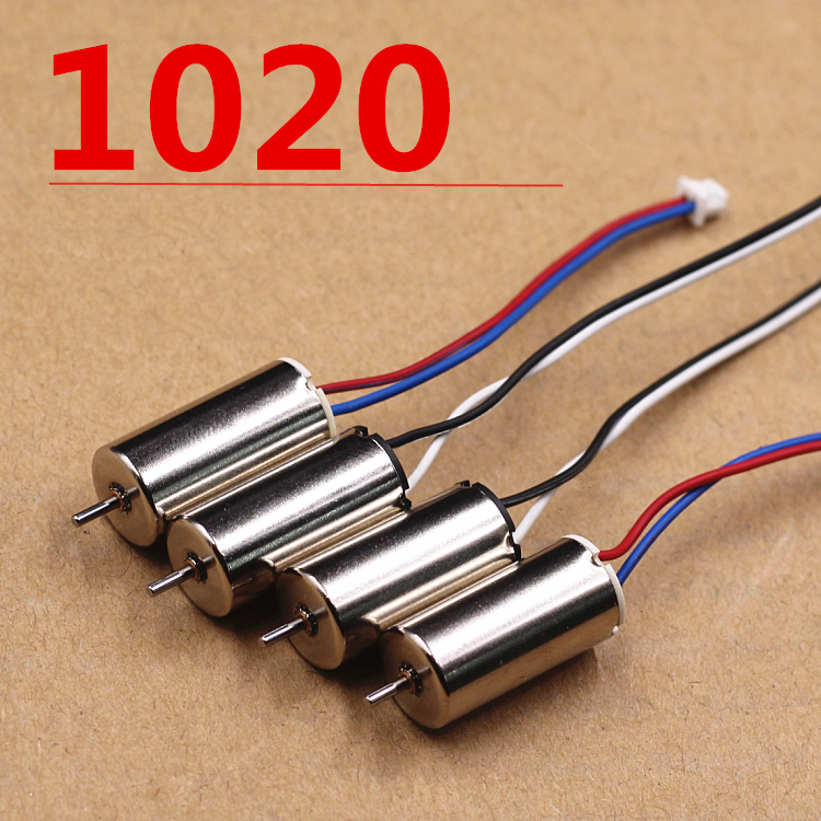 New high quality model 1020 <font><b>motor</b></font>, powerful high speed, with terminal, four-axis aircraft drone <font><b>motor</b></font> accessories <font><b>10</b></font>*<font><b>20</b></font> image