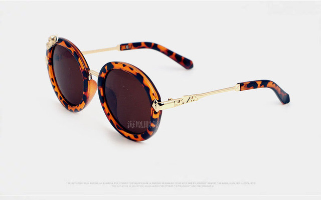 Round Mirror Kids Sunglasses  2
