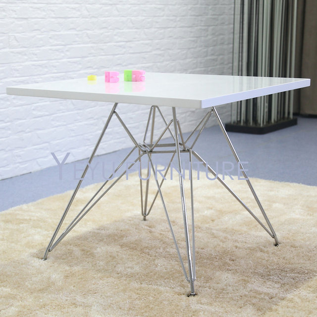 Children Study Table Kids Table Baby Table Modern Classic Kids Dining Table  Squre Or Round MDF Baby Play Leisure Table