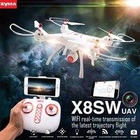 SYMA Aircraft RC New High Tech 2 4G 4CH Remote Control Airplane Model Toy Electric Gyro