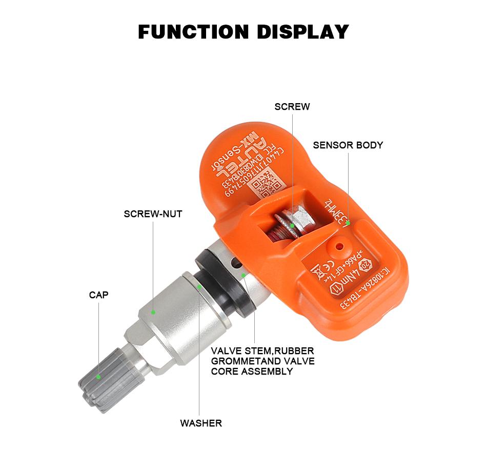 Autel Max Sensor 433MHZ (2)