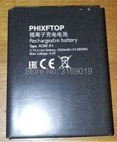 PHIXFTOP Original A8 Battery For AGM A8 SE A1 A1Q Cellphone Smart Mobile Phone 3 7V