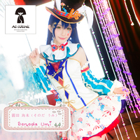 Sonoda Umi Cosplay Love Live Lovelive School Idol Project Awakening Idolized Circu Costume