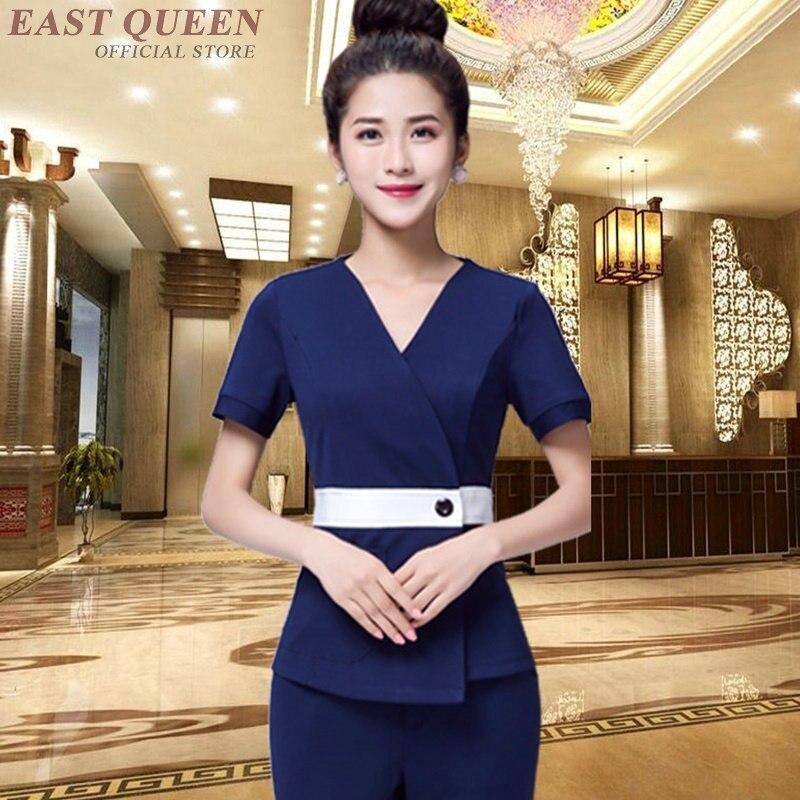675c495da7 Europa estilo moda Médicos traje laboratorio mujeres Hospital Scrub  uniformes conjuntos de diseño slim fit hombres
