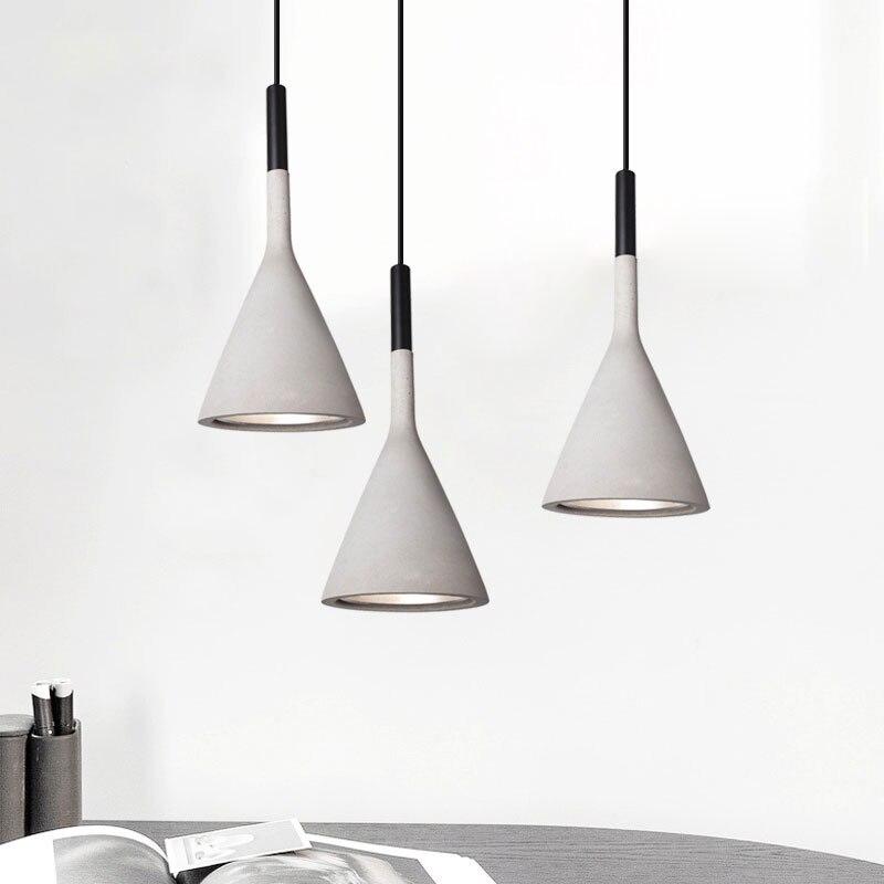 [DBF]Modern Pendant Lights Dining Room Art Pendant Lamps Hanging Lamps Restaurant Bar Cafe Home Lighting Iron+Resin E14 Holder