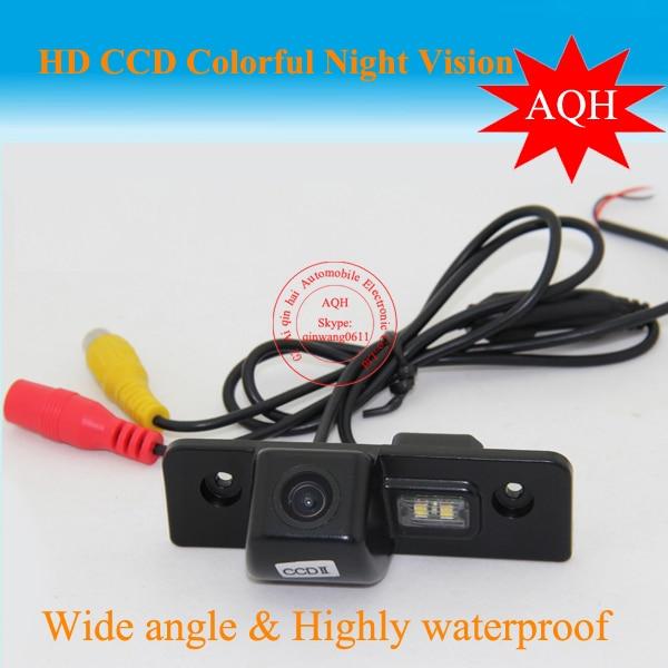 Kamera rezervë e kundërt speciale e kamerave të kundërt për Skoda Octavia me provë uji, vizion natën, 170degrees