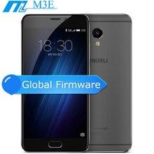 Meizu M3E 3 GB RAM 32 GB ROM MTK Helio P10 Octa Çekirdek Smartphone 5.5 ''2.5D FHD 1080 P ekran 13.0MP Kamera Parmak Izi