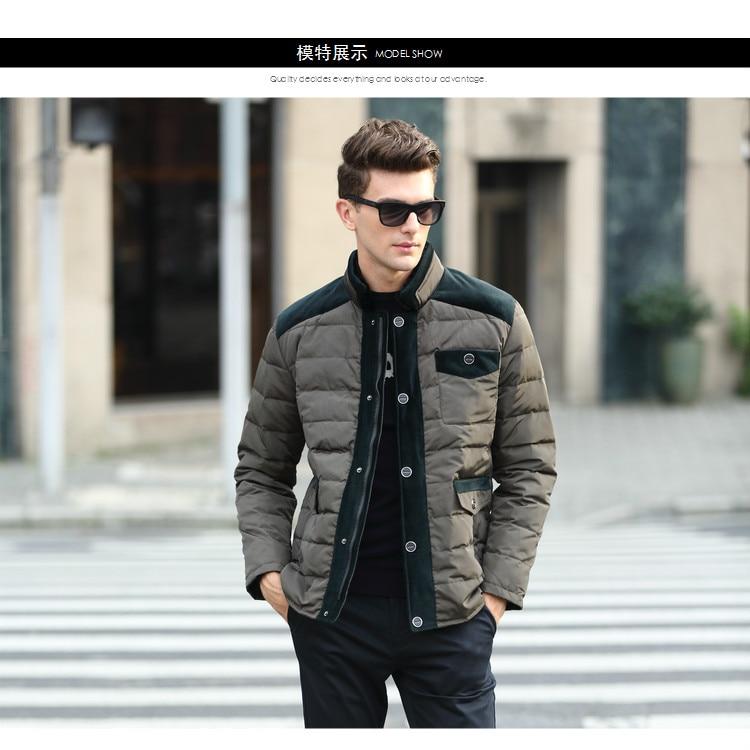 Intellective New Arrival Fashion Obese Men Casual Down Jacket Men's Outerwear Plus Size 2xl 3xl 4xl 5xl 6xl 7xl 8xl 9xl 10xl 11xl 12xl 13xl