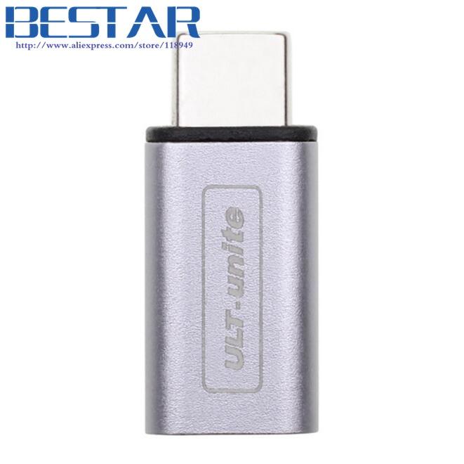 2017 NIEUWE type Zilver & Grijs 10 Gbps standaard Metalen USB-C USB - Computer kabels en connectoren - Foto 2