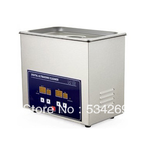 3.2L Stainless steel Digital Ultrasonic Cleaner with Timer and Heater (including Washing Basket) 22l stainless steel ultrasonic cleaner with timer and heater including washing basket