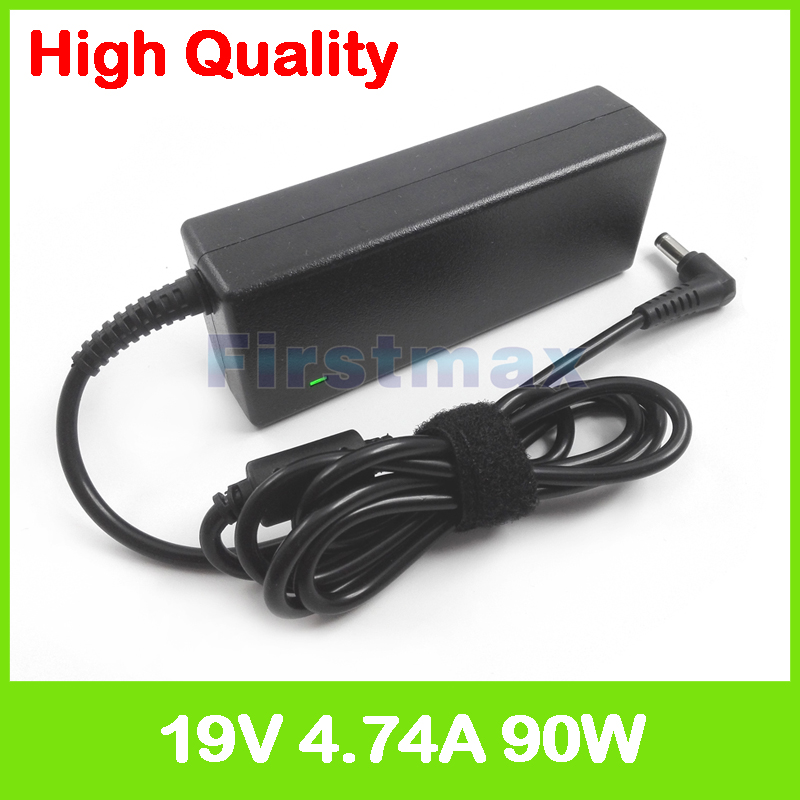 90W 19V 4.74A universal AC power adapter for <font><b>Asus</b></font> A2000 A2500 A2508H A2514H A2534H A2540H A2800S A3 <font><b>A3000</b></font> A3500 A3527 charger image