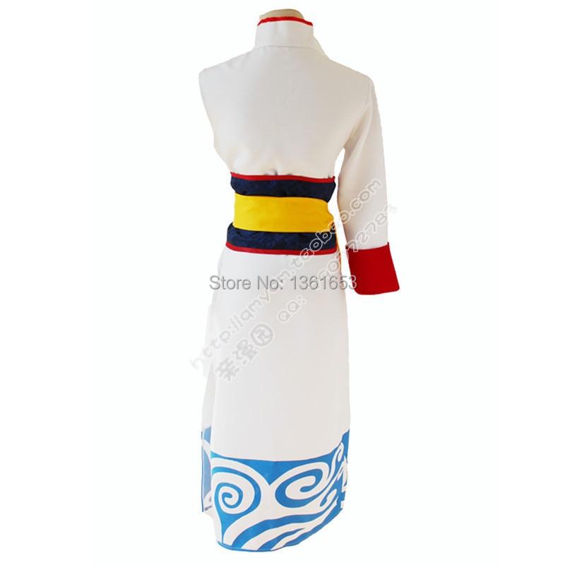 Gintama Kagura տիեզերական զգեստներ Անիմե - Կարնավալային հագուստները - Լուսանկար 4