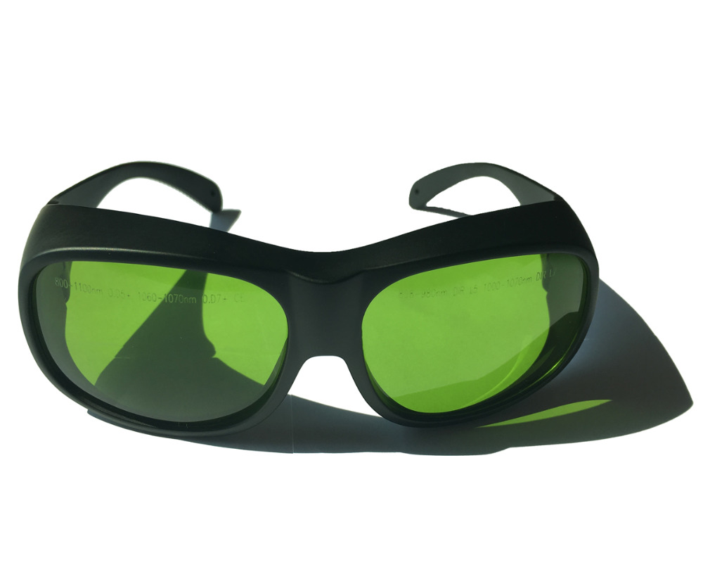 Image 3 - Goggle Laser Glasses E light Safety Goggle 800 1064nm Eye Protection Goggles Green Laser Safety Glasses Free Shipping-in Safety Goggles from Security & Protection