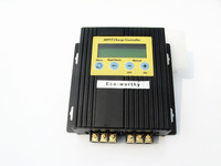 USA stock, no tax, 20A MPPT solar panel charge controller solar regulator 15 30% more power 12V/24V, free shipping *
