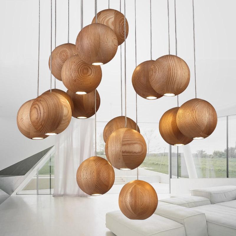achetez en gros en bois lustre moderne en ligne des grossistes en bois lustre moderne chinois. Black Bedroom Furniture Sets. Home Design Ideas