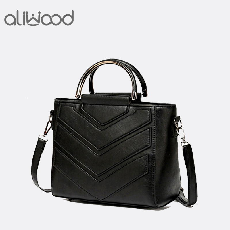 Aliwood Hot Sale New Women's handbags Ladies' leather shoulder bag Designers Tote Female Crossbody Bags Messenger Bags for girls